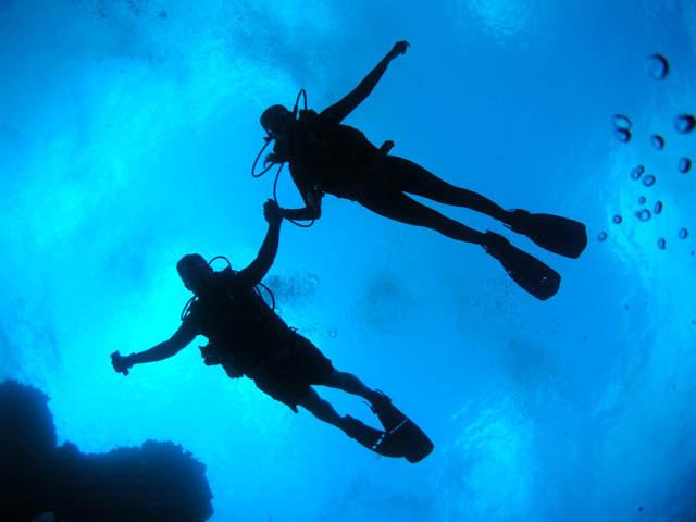 Deep Scuba dive speciality ballito